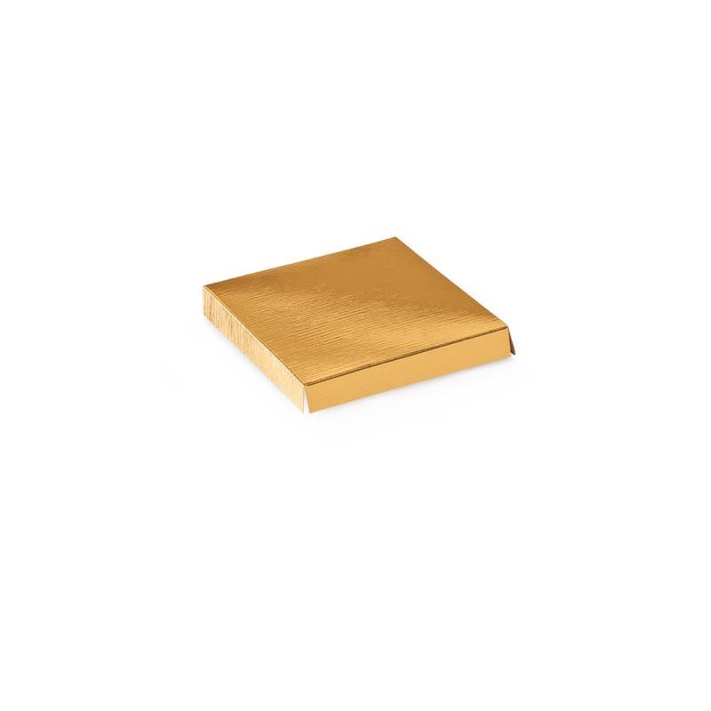 Įdėklas aukštas auksinis skaidrioms dėžutėms