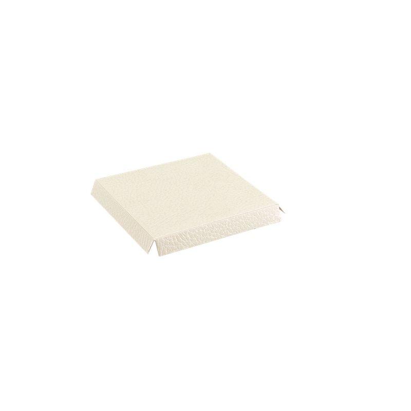 Įdėklas aukštas baltas skaidrioms dėžutėms