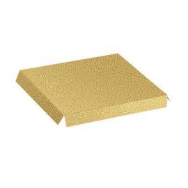 Įdėklas aukštas auksinis skaidrioms dėžutėms įvairių dydžių