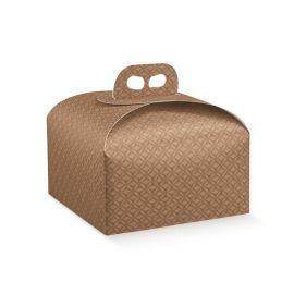 Dėžutė Portapanettone su rankenėle