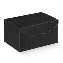 Dėžutė Segreto juoda matinė