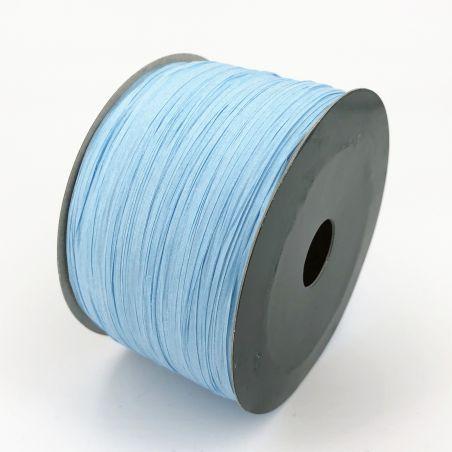 Popierinė Rafija šv. Mėlyna 100 m.