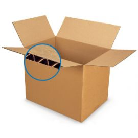 Kartoninė dėžė 125x125x125mm
