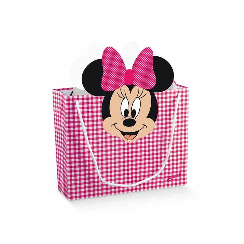 Vaikiškas maišelis su medžiaginėmis rankenėlėmis