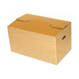Perkraustymo dėžė su rankenomis