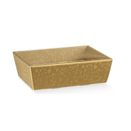 Dėžutė Vassoio Conico su pvc. dangteliu