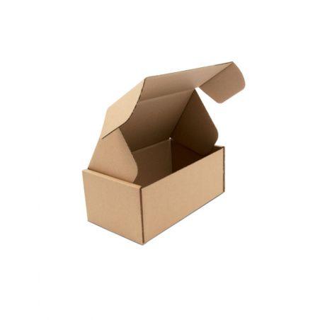 Greito uždarymo dovanų dėžutė natūrali ruda
