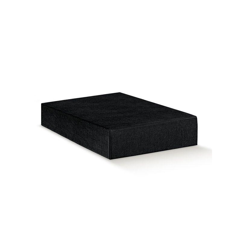 Dėžutė juoda Cantinetta 6 but.
