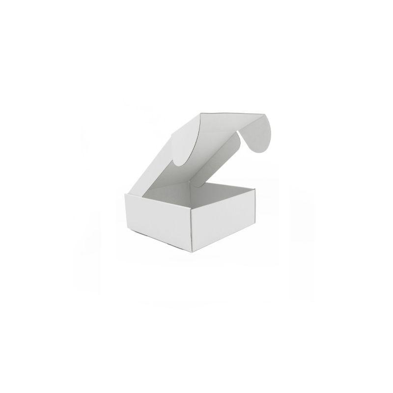 Dėžutė balta greito uždarymo