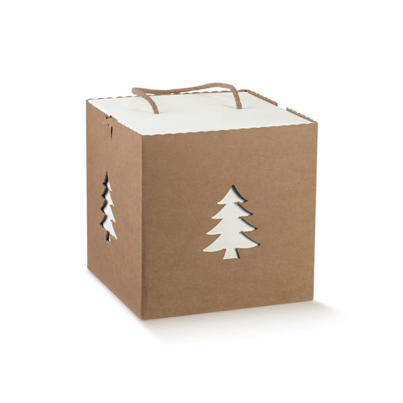 Dėžutė Incon su atviru langeliu ir virvele