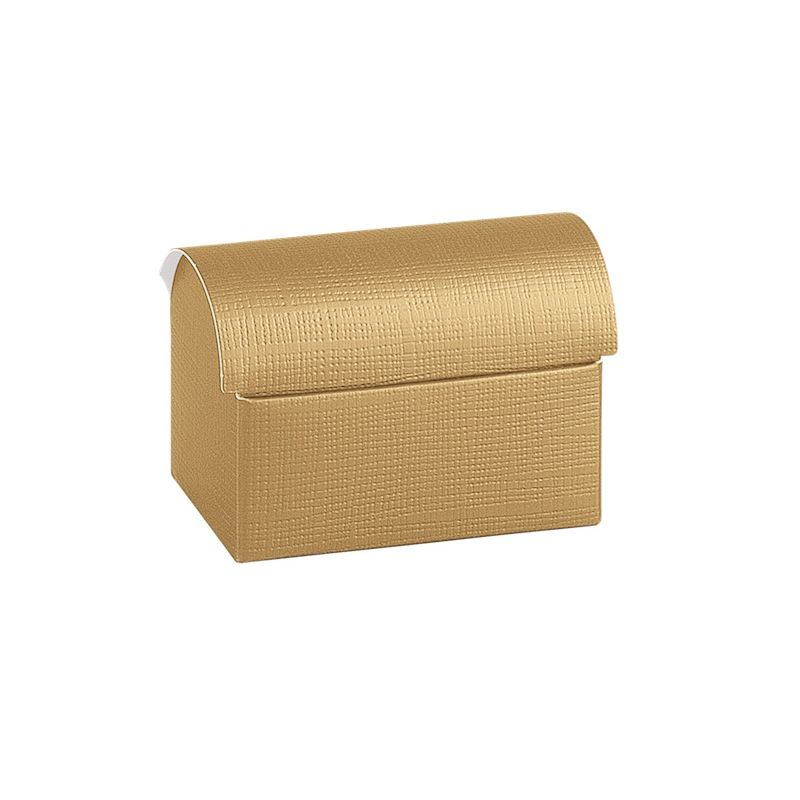 Dėžutė Cofanetto auksinė