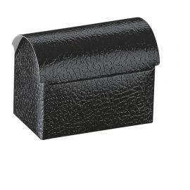 Dėžutė Cofanetto juoda blizgi