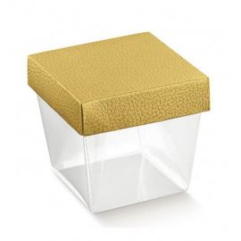 Dėžutė Coppetta su atskiru dangteliu įv. dydžių
