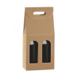 Dėžutė Bottiglie 2 buteliai