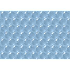 Burbulinė plėvelė didelis rulonas 1,50 x 100 m.
