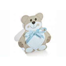 Vaikiška dėžutė meškutis Tedis