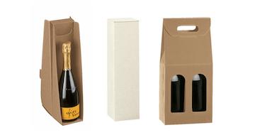Dėžutės buteliams