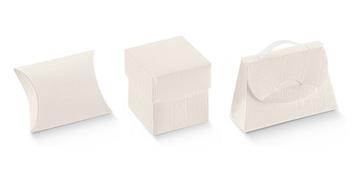 Dėžutės baltos (Seta)