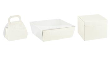 Dėžutės baltos (Sfere)